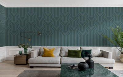 10 Expert Tips for Choosing the Right Wallpaper for Your Living Room
