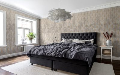 How to Choose the Right Wallpaper for Redecorating Your Luxury Bedroom